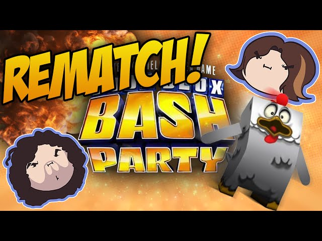 Boom Blox: Bash Party REMATCH! - Game Grumps VS