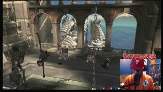 God of War 2 First Ever Play Through on Mixer Youtube and Twitch Part 2