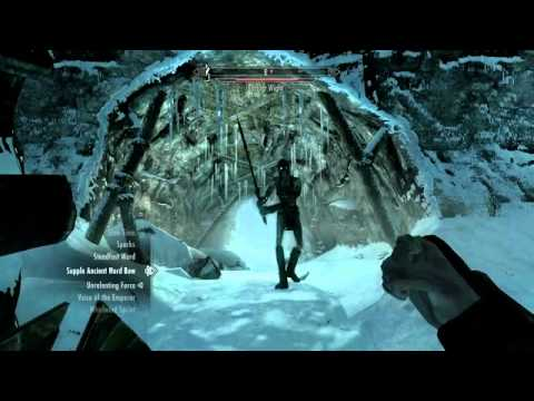 The Elder Scrolls V: Skyrim Gameplay