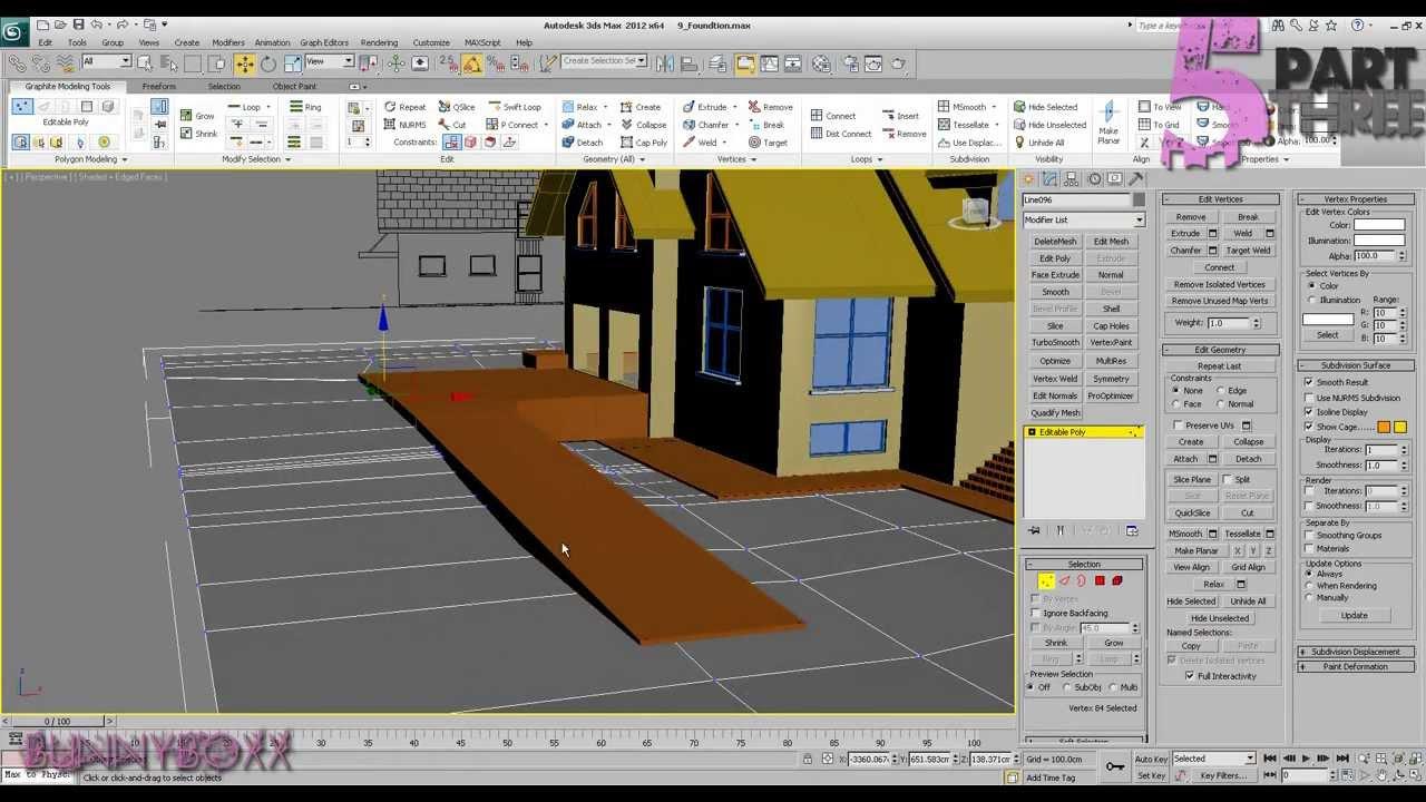 3ds Max Exterior Models 3ds Max Exterior Modeling a