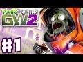 Plants Vs. Zombies: Garden Warfare 2   Gameplay Part 1   Backyard Battleground! (Xbox One, PC, PS4)