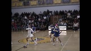 Birmingham High School Cheerleaders - Basketball Half Time Performance
