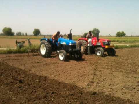 jatt race- tractor race
