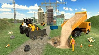 City Mega Construction Simulator 2018 (by Assault Gamers) Android Gameplay [HD]