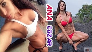 ANA COZAR - Fitness Model / All Exercises For a Ripped Body