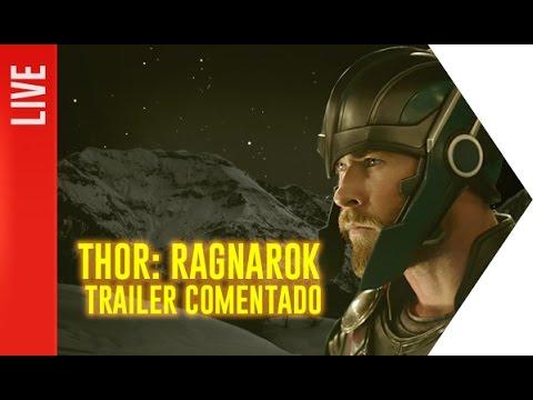 Thor: Ragnarok - Trailer Comentado | OmeleTV AO VIVO