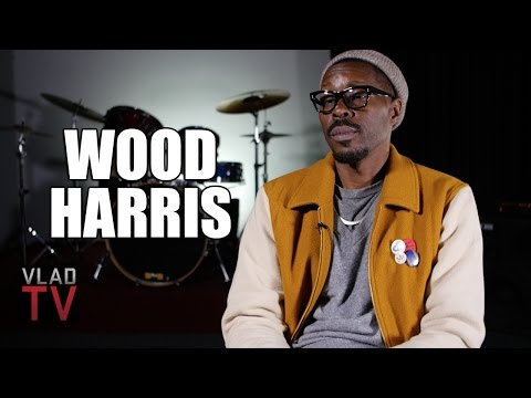 Wood Harris on Doing The Wire with Idris Elba, British Actors Often Being Better