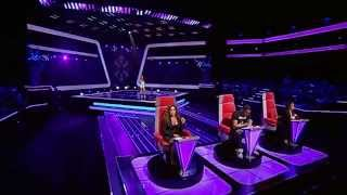 Beatriz Leonardo - Torn - The Voice Kids