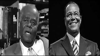 Dr. John Henrik Clarke vs. Minister Louis Farrakhan