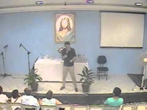 Palestra- Grupo Espírita Esperança - WILLIAM SANCHES - 08 de Janeiro de 2014.