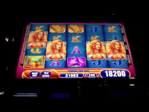WMS - Wicked Beauty Slot Machine Bonus