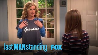 Vanessa Thinks Mandy And Kyle Are Pregnant | Season 7 Ep. 3 | LAST MAN STANDING