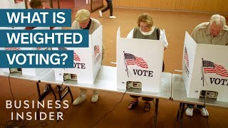 Your Vote Should Count Less If You