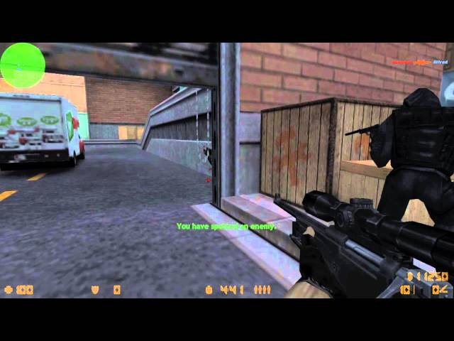 Counter Strike 1.6 Mac Gameplay and Download Free
