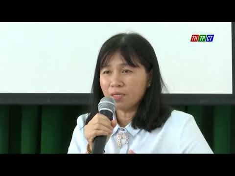 Hội Liên hiệp phụ nữ phường Thạnh Hòa, quận Thốt Nốt bàn giao 'Mái ấm tình thương'