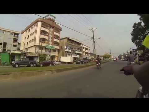 DOUALA in HD. 2015
