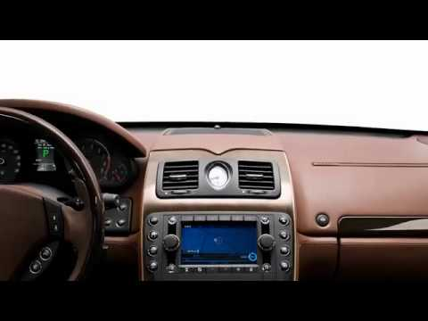 2010 Maserati Quattroporte Video