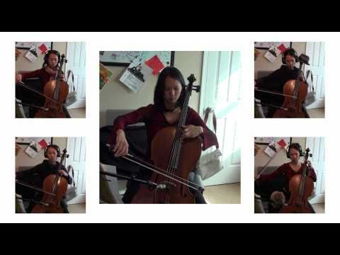 YTSO 2011 Cello Audition - Stephanie Lai