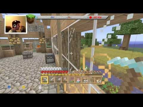 LIVE! MINECRAFT XBOX 360 SURVIVAL ISLAND WITH SUBSCRIBERS! (LIVESTREAM!)