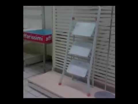 Carrefour  Termoli questo il video del giorno della chiusura.