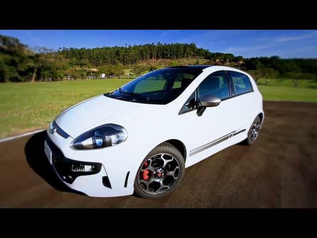 Vídeo de Divulgação - Novo Fiat Punto 2013
