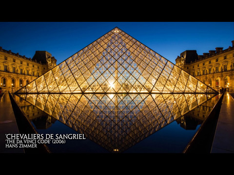 ᴴᴰ Hans Zimmer - Chevaliers de Sangreal ALL VERSIONS (The Da Vinci Code), (Angels & Demons)