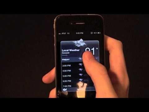 iOS 5 hidden features - part 2