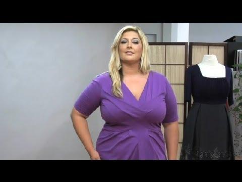 Fashion For Larger Older Ladies
