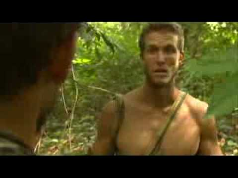 Survivor Gabon - Marcus loves Charlie