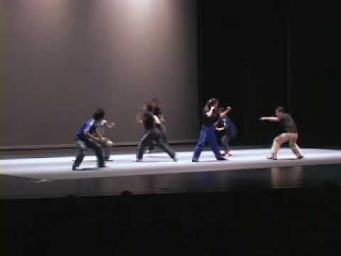 Wushu Beijing Team 2005 - part 4