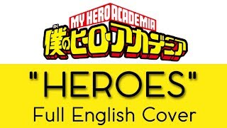 My Hero Academia Ending 1 34 Heroes 34 Full English