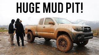Car Guys Go Wheeling In The Mud!