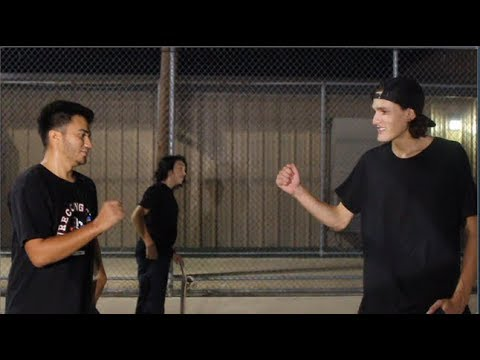 SK8 WARS - Brandon Moore VS Richard Gonzalez