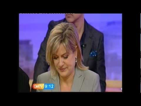 Penny Smith's Last Day at GMTV