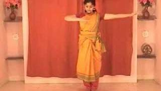 TattiMetti Adavu in Bharatanatyam (Part Two)