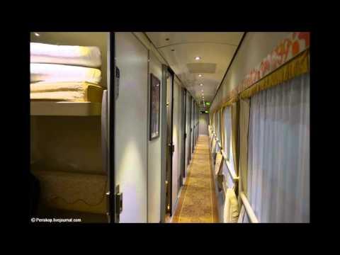 Realistic Relaxing Train Sound, Спать под стук колес.