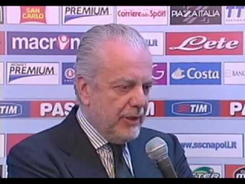 RADIO UNO – INTERVISTA AD AURELIO DE LAURENTIIS – FRA CAMPIONI IN ERBA ED ERBA… DI CAMPO!