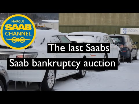 SAAB LOVE - last saabs on auction