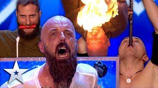 DANGEROUS Daredevils! | Britain's Got Talent