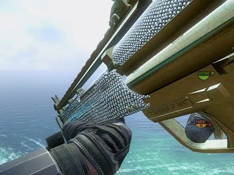 Black Ops 2 - Crazy Lag Moments!  (Invisible Deluxe!)