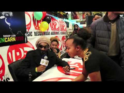 "Snoop Lion ""Doggisodes"" Vlog Episode 25 (Reincarnated In NYC)"