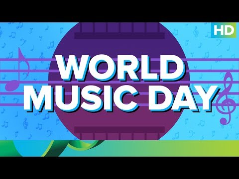 World Music Day - The Best Of Bollywood