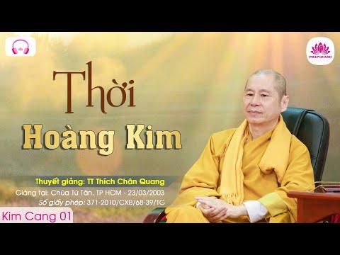 Kinh Kim Cang 1/20