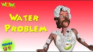 Water Problem - Motu Patlu in Hindi WITH ENGLISH, SPANISH & FRENCH SUBTITLES