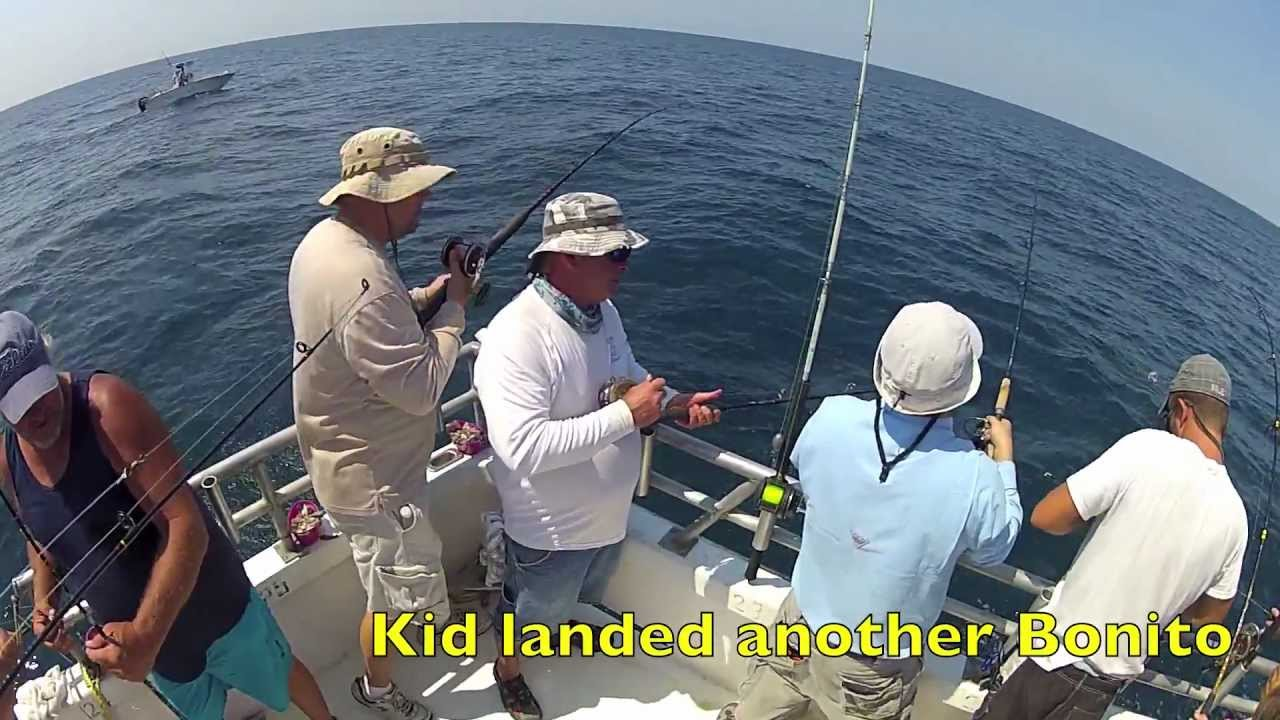 Panama city beach florida deep sea fishing trip treasure for Deep sea fishing panama city beach party boat