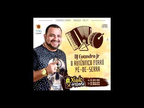 PÉ DE SERRA DO DJ EVANDRO JR   XIADO DA XINELA