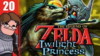 Let's Play The Legend of Zelda: Twilight Princess HD Part 20 (Patreon Chosen Game)