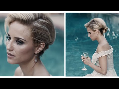 1950's / 60's Updo Inspired by Dianna Agron