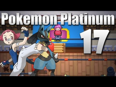 Pokmon Platinum - Episode 17 [Veilstone City Gym]