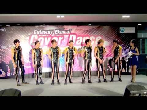 130616 [Talk] Yes For Me cover After School @Gateway Ekamai Cover Dance Contest 2013 (Audition)